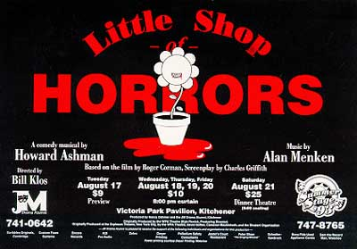 Picture of Little Shop of Horrors